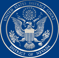 United States District Court - District of Nevada Seal