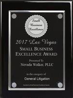 2017 Las Vegas Small Business Excellence Awards