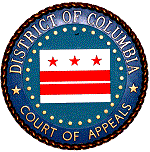 District of Columbia - Court of Appeals Seal